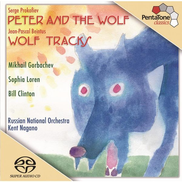 Mikhail Gorbachev - Prokofiev: Peter and the Wolf, Op. 67 - Beintus: Wolf Tracks