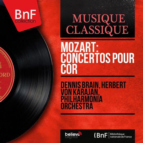Dennis Brain - Mozart: Concertos pour cor (Mono Version)
