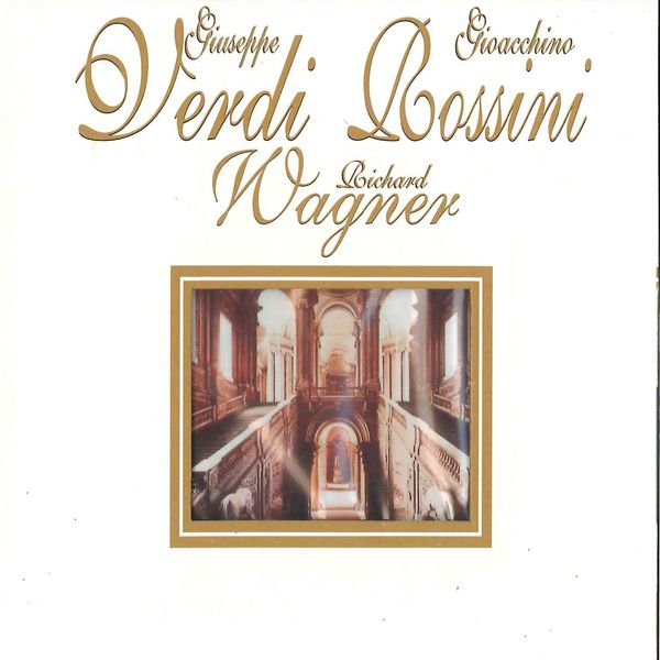 Festival Symphony Orchestra - Verdi, Rossini & Wagner : Maestri Veneziani