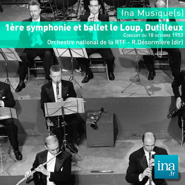 Roger Désormière - Aspects de la musique française contemporaine (18 octobre 1953)