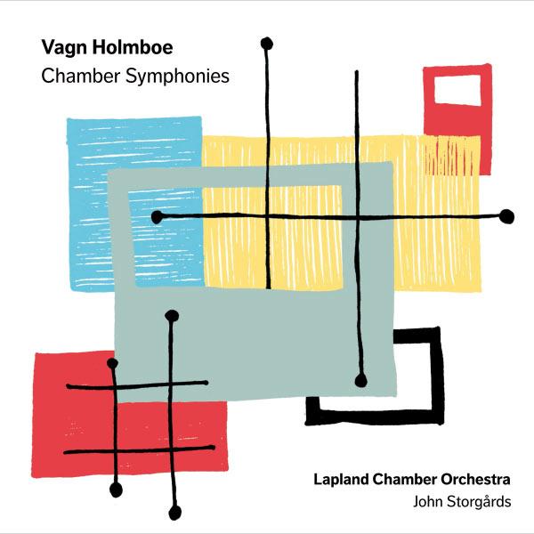John Storgårds - Symphonies de chambre
