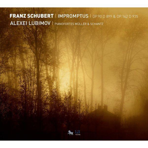 Alexei Lubimov - Schubert: Impromptus, Op. 90 D. 899 & Op. 142 D. 935