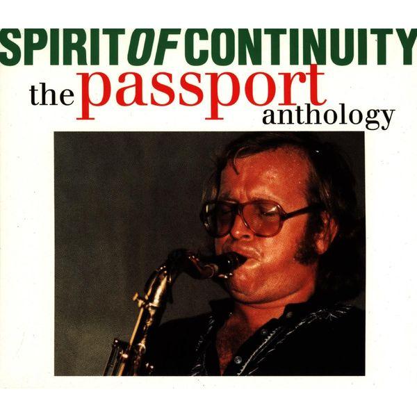 Passport - The Passport Anthology