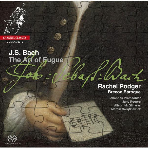 Rachel Podger - J.S. Bach: The Art of Fugue, BWV 1080