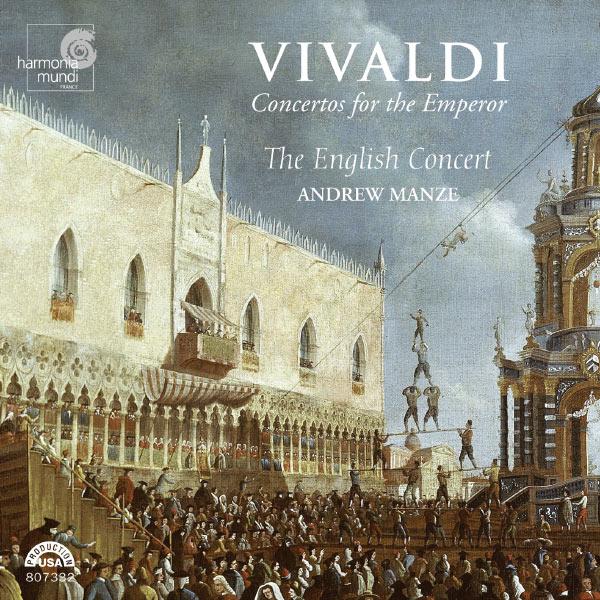 The English Concert - Vivaldi: Concertos for the Emperor