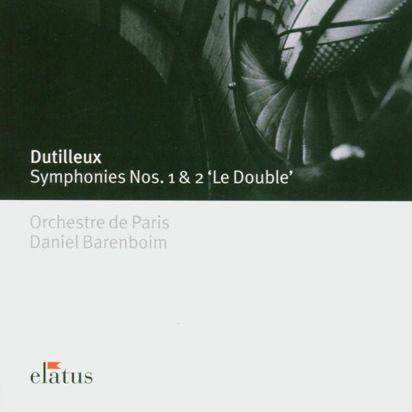 Daniel Barenboim - Dutilleux : Symphonies Nos 1 & 2  -  Elatus