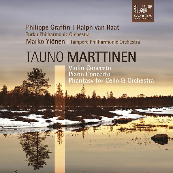 Philippe Graffin - Tauno Marttinen