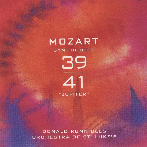 Donald Runnicles - Mozart: Symphonies Nos. 39 & 41