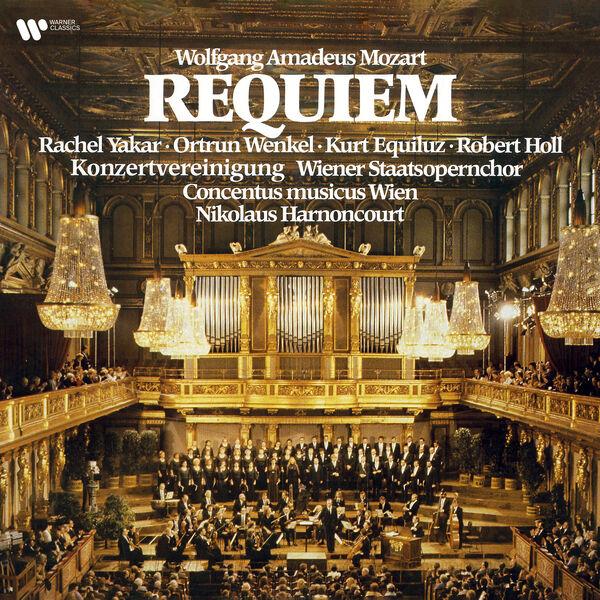Mozart - Requiem K 626. 0809274673961_600