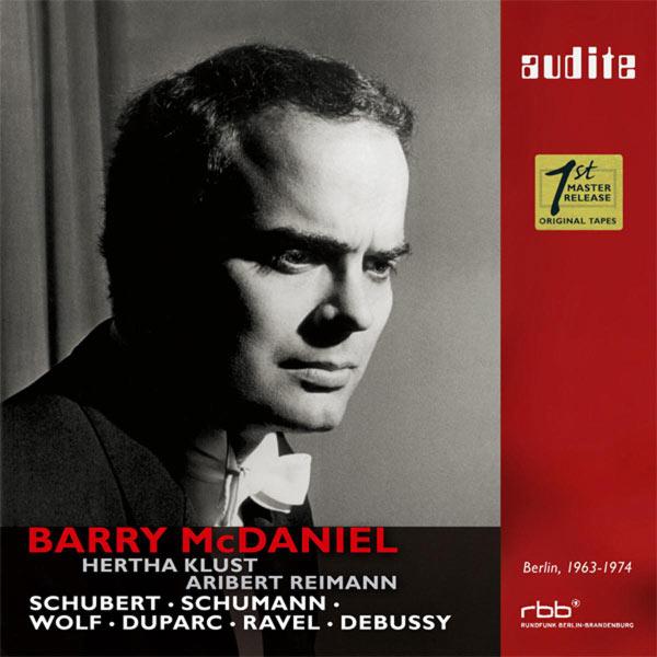 Barry McDaniel - Barry McDaniel