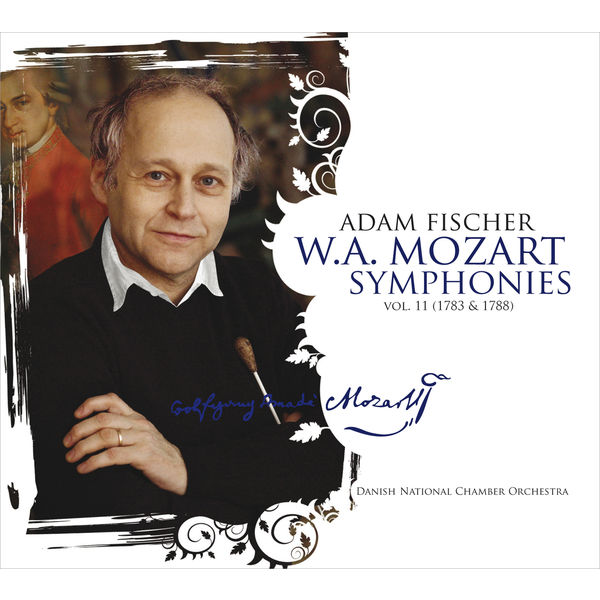 Danish National Chamber Orchestra - Symphonies (Volume 11)