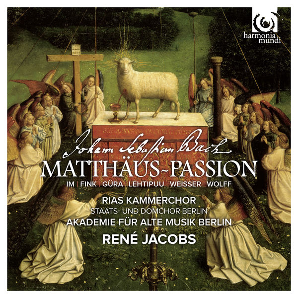 René Jacobs - Bach : St Matthew Passion (Édition 5.1)