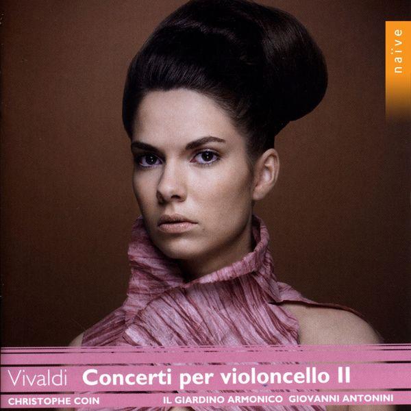 Christophe Coin - Concerti per violoncello (Volume 2)