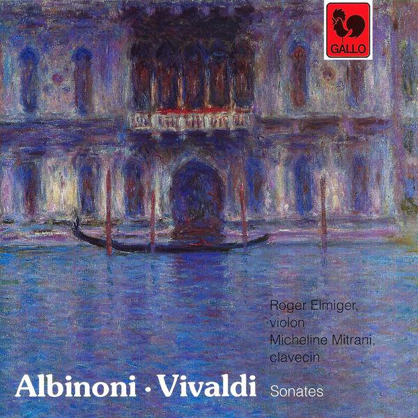 Tomaso Albinoni - Tomaso Albinoni & Antonio Vivaldi: Violin Sonatas