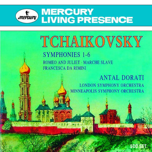 Antal Doráti - Dorati conducts Tchaikovsky