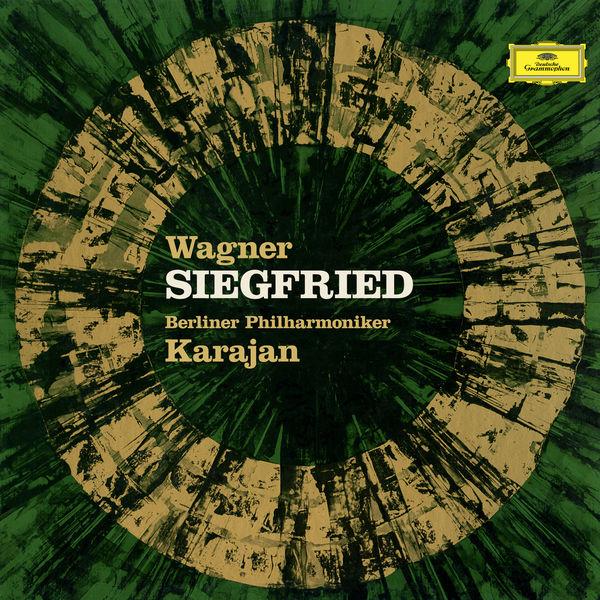 Herbert von Karajan - Wagner : Siegfried