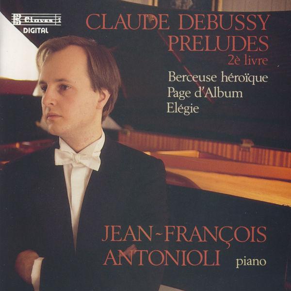Claude Debussy - Préludes (Livre II)