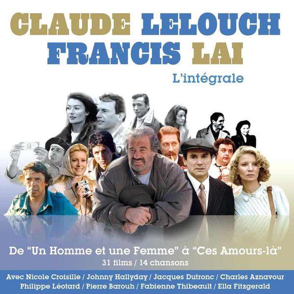 Various Artists - Francis Lai & Claude Lelouch: L'Intégrale