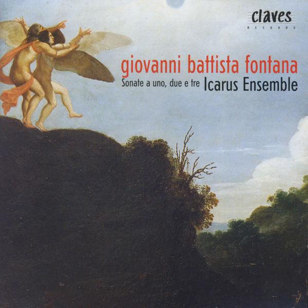 Giovanni Battista Fontana - Sonates sur instruments d'époque