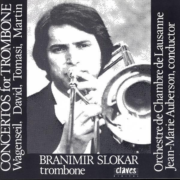 Branimir Slokar - Concertos pour trombone