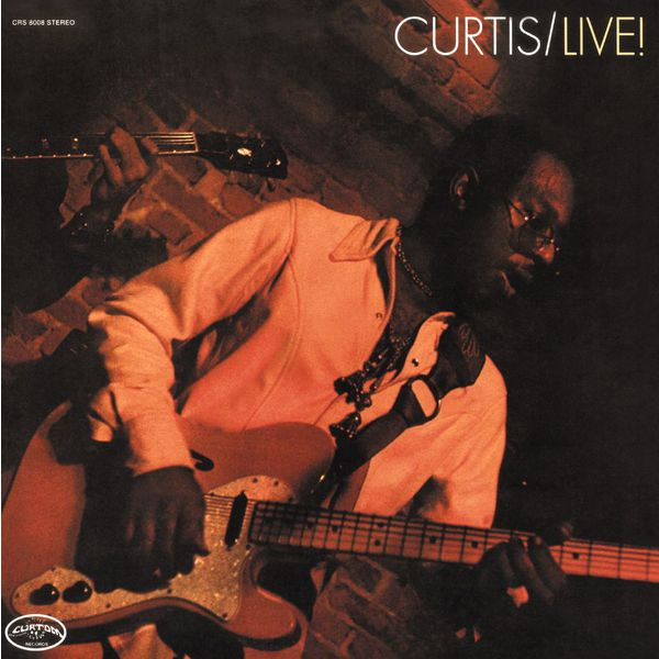 Curtis Mayfield|Curtis Live! (US Release)