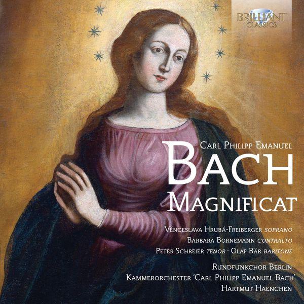 Rundfunkchor Berlin - C.P.E. Bach: Magnificat