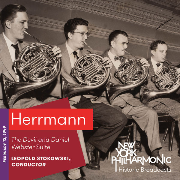 New York Philharmonic - Herrmann: The Devil and Daniel Webster Suite (Recorded 1949)