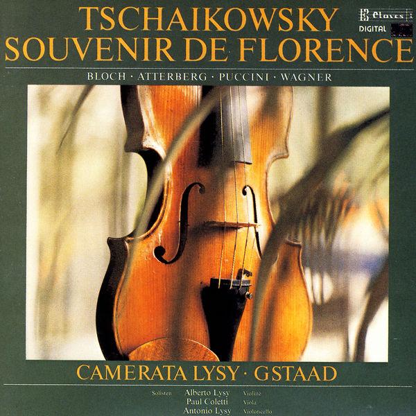 Alberto Lysy - Tchaïkovski : Souvenir de Florence