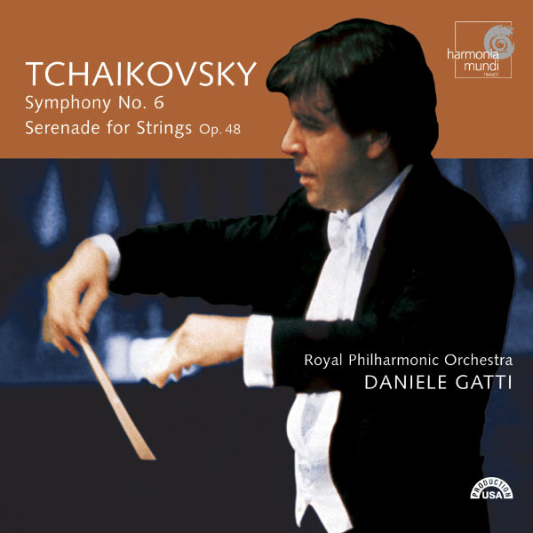 Royal Philharmonic Orchestra - Tchaikovsky: Symphony No. 6, Pathétique; Serenade for Strings op. 48