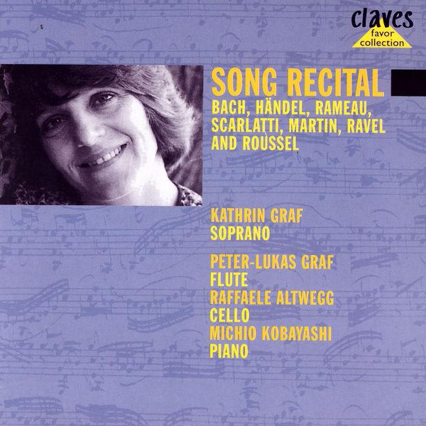 Alessandro Scarlatti - Music for Voice & Flute