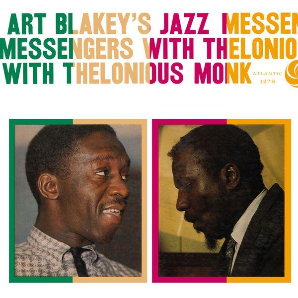 Art Blakey - Art Blakey's Jazz Messengers With Thelonious Monk (Deluxe Edition)
