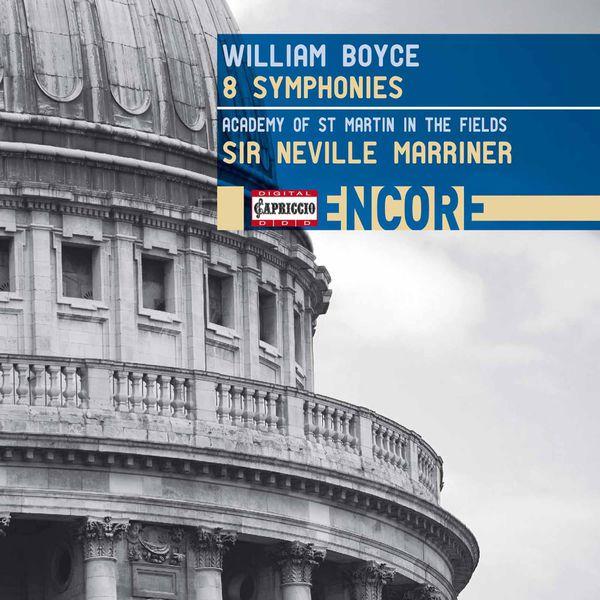 Academy of St. Martin in the Fields - Boyce: 8 Symphonies