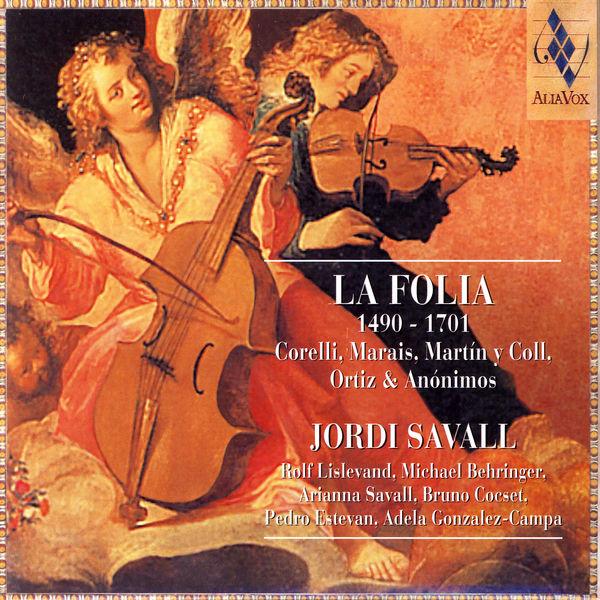 Jordi Savall - 1490-1701