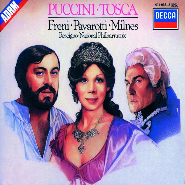 Mirella Freni - Puccini: Tosca