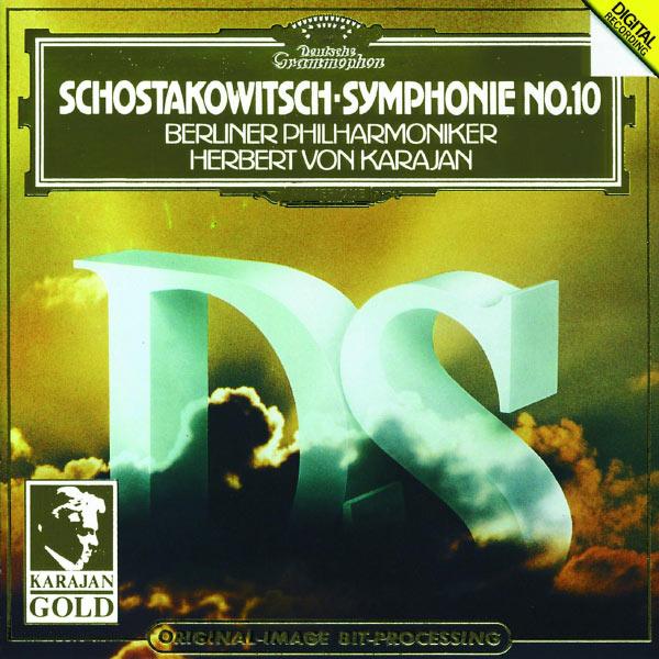 Berliner Philharmoniker - Shostakovich: Symphony No.10 In Eminor, Op. 93