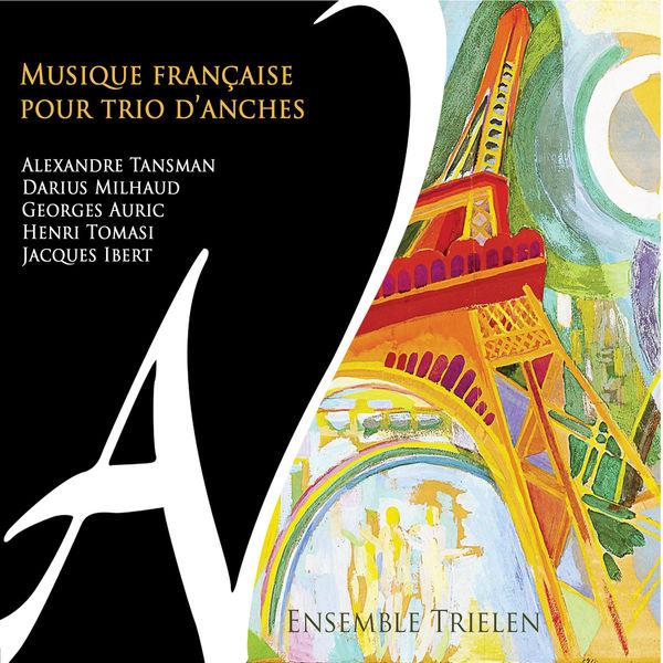 Ensemble Trielen - Musique française pour trio d'anches
