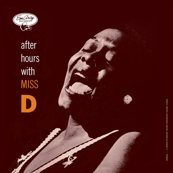 Dinah Washington - After Hours With Miss D