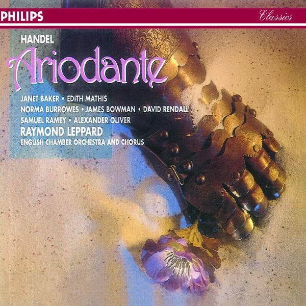 Norma Burrowes - Handel: Ariodante