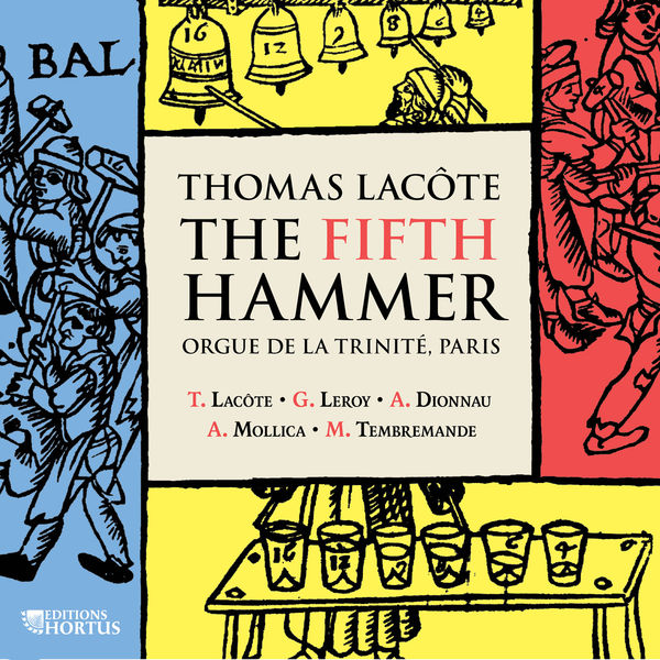Thomas Lacôte - Lacôte: The Fifth Hammer