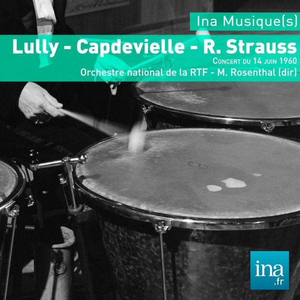 Manuel Rosenthal - Concert du 14 juin 1960