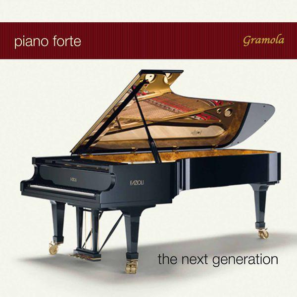 Lukas Klansky - Piano Forte: The Next Generation
