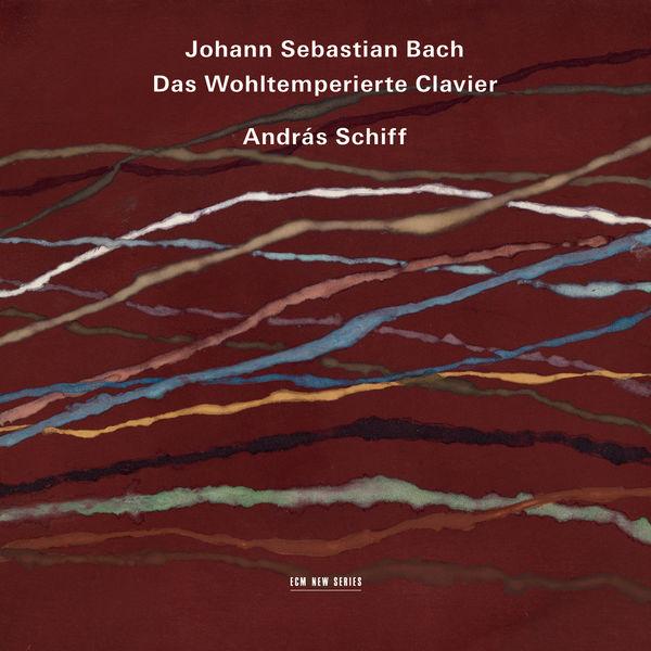 Andras Schiff - J.S. Bach: Das Wohltemperierte Clavier