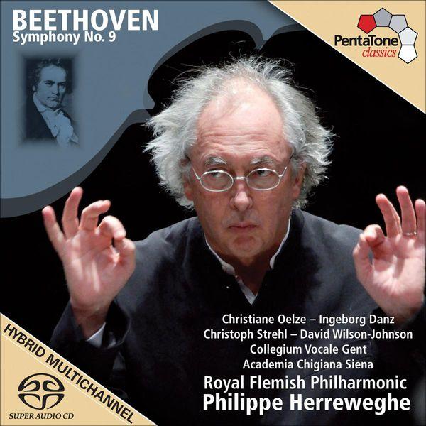 Philippe Herreweghe - Beethoven, L. van: Symphony No. 9