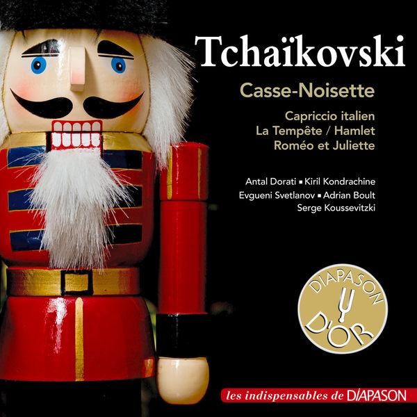 Antal Doráti - Tchaikovsky: The Nutcracker, Hamlet, The Tempest...