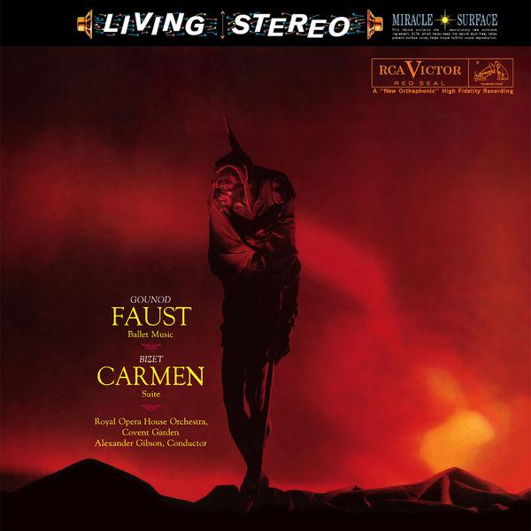 Royal Opera House Orchestra - Gounod: Faust Ballet Music; Bizet: Carmen Suite