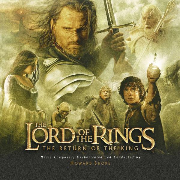 Various Artists - Le Seigneur des Anneaux (The Lord Of The Rings) : III. Le retour du roi (U.S. Version-Jewelcase)