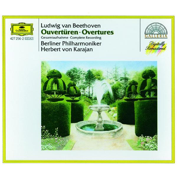 Berliner Philharmoniker - Beethoven: Overtures (Complete Recording)