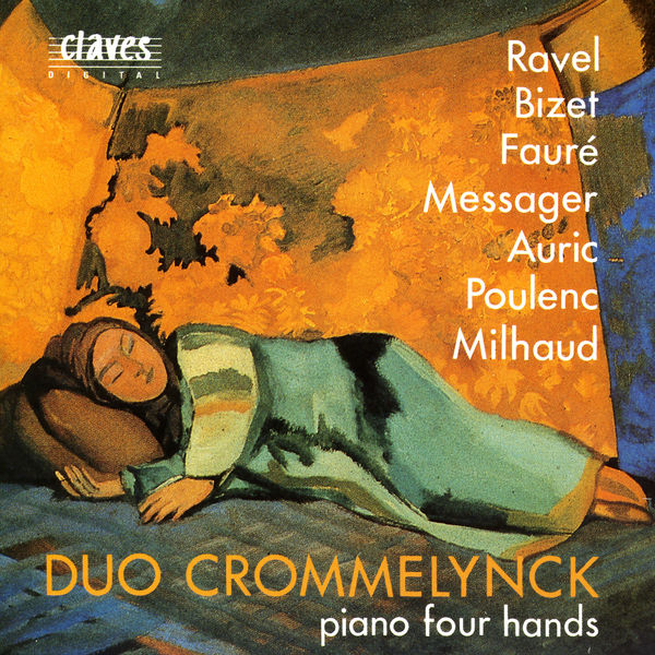 Maurice Ravel - French Masterpieces for Piano Four Hands