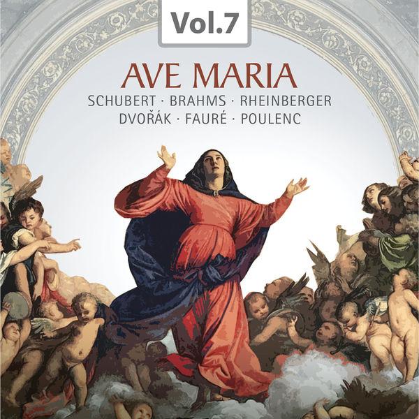Marietta Zumbult - Ave Maria (Praise of the Virgin Mary Through the Centuries), Vol. 7