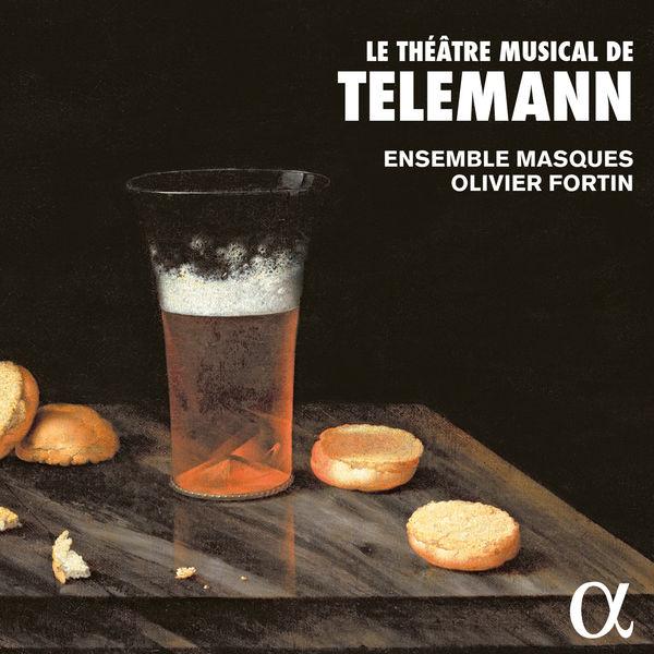 Ensemble Masques - Le théâtre musical de Telemann